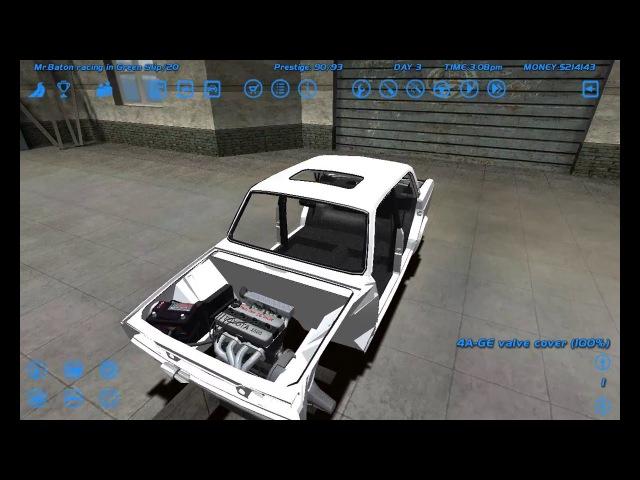 SLRR №3.0 Сборка ВАЗ 2107