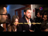 Neslihan Atagül & Kadır Doğulu Kösem Sultan Oyuncularının Buluşmasında