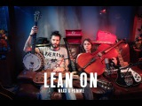 Lean on ( Major Lazer &amp DJ Snake cover ) 2 guys - 15 Instruments ( Waxx &amp Pomme )