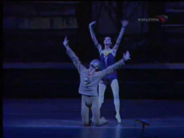 Старый Большой Театр Балет Собор Парижской Богоматери II акт