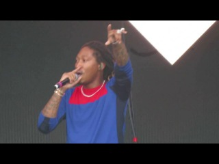 Future - Move that Dope - Live @ Lollapalooza Festival 7-29-16