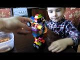 LEGO Classic. Робот Лего на колесиках без инструкции. Самодельный