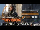 Tom Clancy's The Division - Трейлер выдающихся агентов [RU]