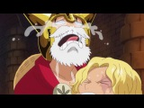Luffy cries and Hugs Sabo after he recognized Sabo One Piece 738 (1080p)