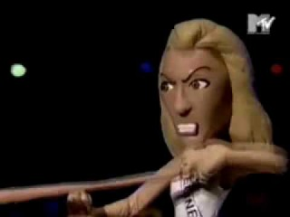 Keith Flint vs Celine Dion