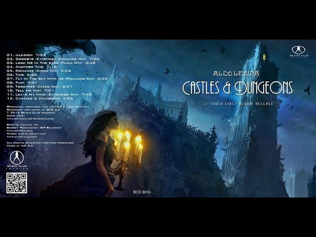 Aldo Lesina - Castles Dungeons (BCD 8010) (In The Mix RMI) 2015