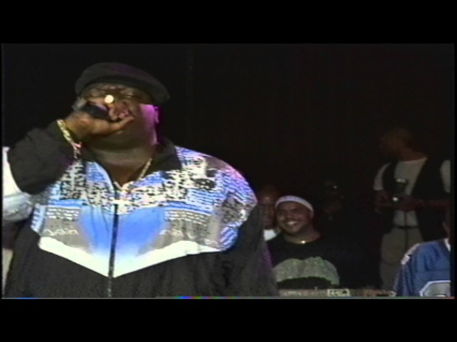 G.B.T.V. CultureShare ARCHIVES 1995: NOTORIOUS B.I.G, PDIDDY FRIENDS 2 (HD)
