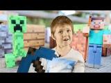 Süper oyunlar - Türkçe erkek çocuk oyunları/videoları. Steve ile Minecraft oyunu.Creeper ile savaş