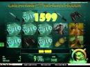 Играть в игровой автомат Creature from the Black Lagoon - видео