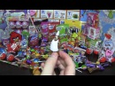 A lot of candy | Opening 5 kinder surprise for kids | Review toys