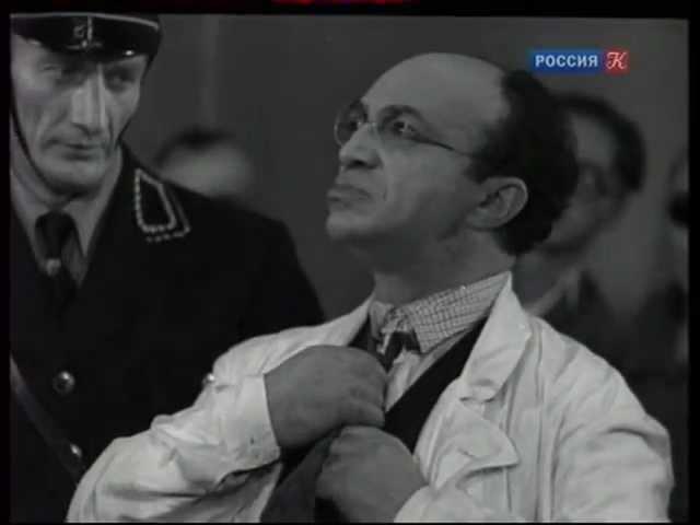 Шедевры старого кино. Соломон Михоэлс, Еврейское счастье.