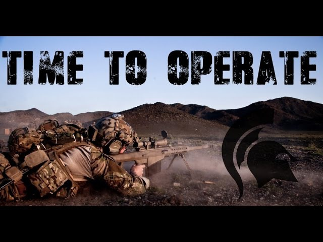 It's Time to Operate | Military Tribute Run This | HD