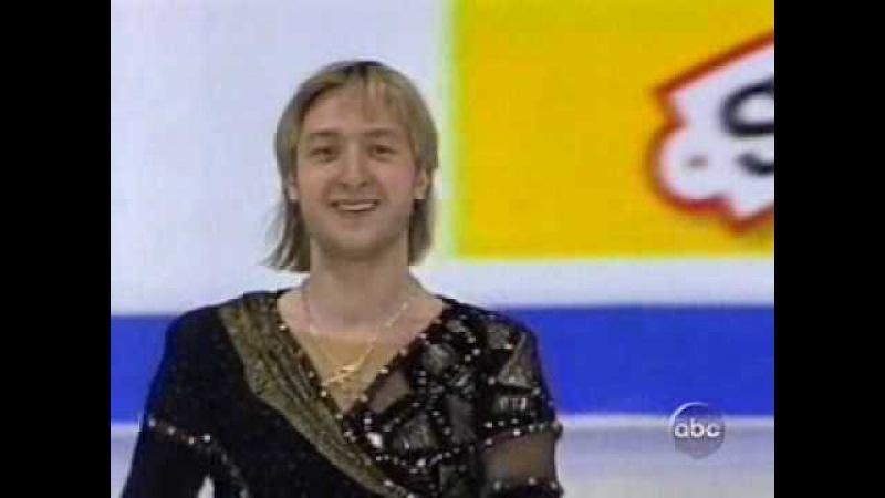 Evgeny Plushenko Campeonatos del Mundo 2004