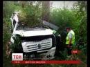 В Росії розбився мікроавтобус з туристами, є постраждалі