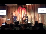 Adam Levine &amp James Valentine