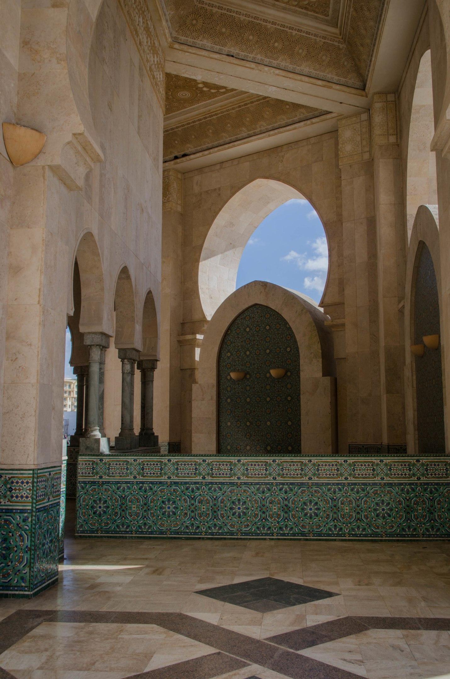 Самая высокая мечеть в мире
