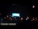 Автоподставщики в Москве, увидев регистратор, устроили истерику и пытались помочиться машину