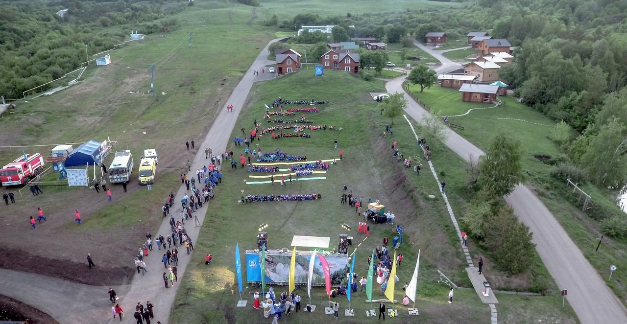 Открытие Туриады - 2016