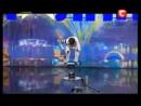 Украина мае талант 6.04.2013. Андрей Ярмолюк - Эквилибриум. Цирковой номер.