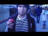 Noize MC - фристайл в поезде