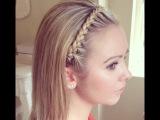 The Headband Braid by SweetHearts Hair