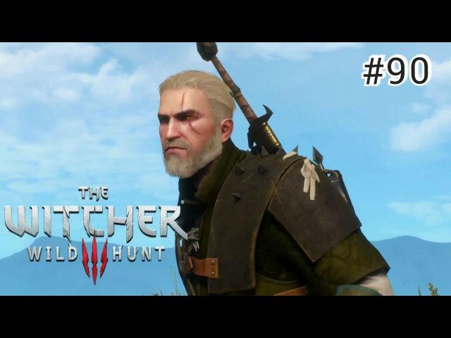 The Witcher 3: Wild Hunt - 90 серия [Призрак тракта]