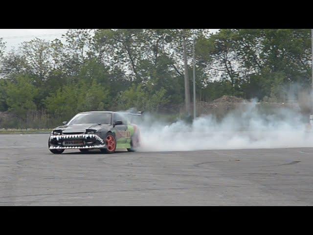 BlackDevil 200SX Збільшуєм швидкість зменшуєм кут Кароче тренимся