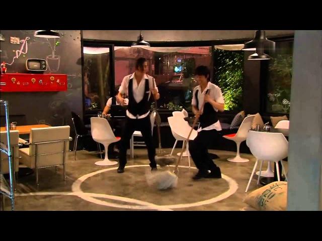 Первое кафе принц Caffe prince (промо ролик)