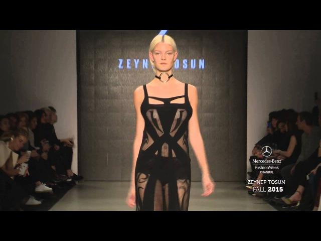 ZEYNEP TOSUN MERCEDES-BENZ FASHION WEEK ISTANBUL FALL 2015