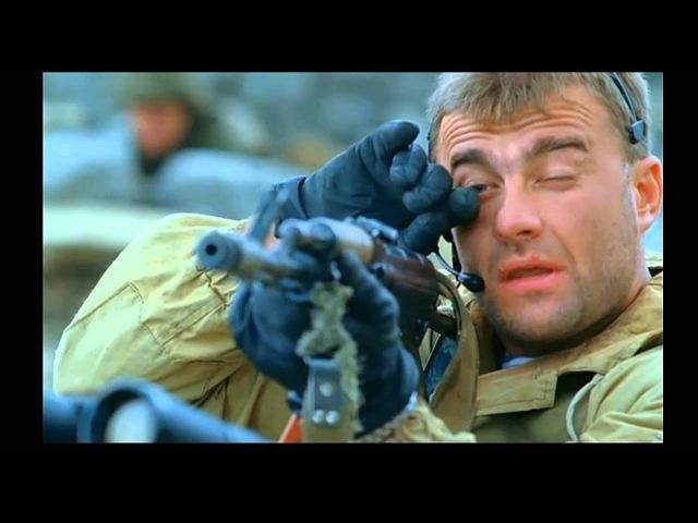 Отрывок из фильма Грозовые ворота Четко ликвидировали снайпера!