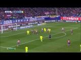 Атлетико Мадрид - Леванте 1-0 (2 января 2016 г, Чемпионат Испании)