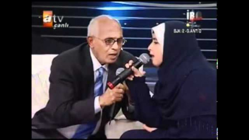 Quran Somaya Eddeb Ibo Shov da KURAN TILAVETI