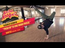 How to Breakdance: Push Up to One Hand Freeze by Bootuz | Break Advice