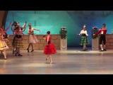 Фрагмент из балета Л. Минкуса