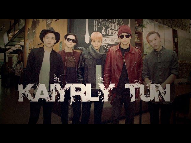 91 NINETY ONE - Қайырлы түн | Kaiyrly tun | FHD | Lyrics Video