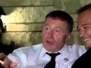 Жириновский пьяный угрожает президенту США