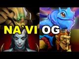 NAVI vs OG - Epic Starladder i-League LAN HYPE Dota 2