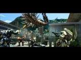 Transformers, Godzilla, Pacific Rim