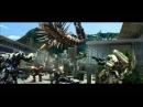 Transformers, Godzilla, Pacific Rim - Riot