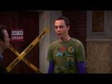The Big Bang Theory Grammar Joke LOL