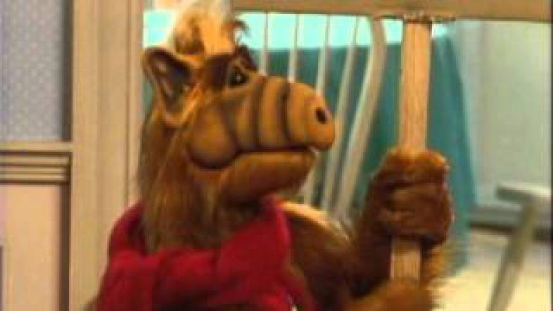 Alf - Альф_Пришелец бастует.