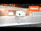 Стенд фирмы Blum на выставке