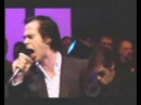 Nick Cave and the Bad Seeds There she goes my beautiful world live on Later