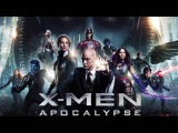 X-Men Apocalypse - The Transference Soundtrack HD