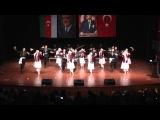 Yallı/Azerbaycan Kültür Derneği Halk Dansları Topluluğu/Solist:Reyhan Ünal Çınar