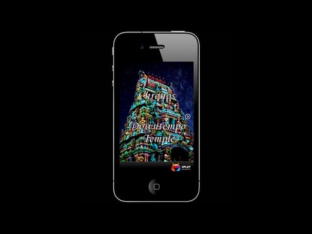 3plet Album (App) Chronos Downtempo Temple