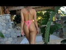 Красивая Эротика Hotel Erotica_Hot Pink Monokini HD music