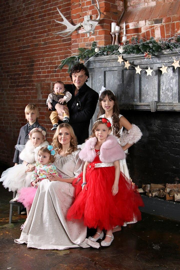 В семье Жуковых шестеро детей