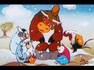 Зимовье зверей (Беларусьфильм, 1999) • Видеоняня ТВ