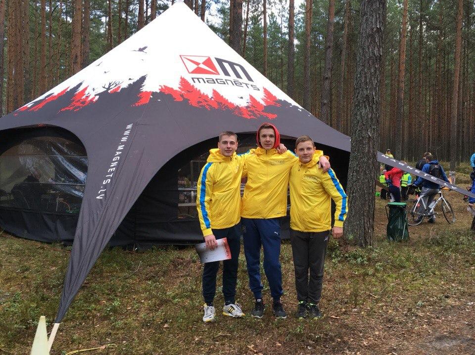 КСО Коростишів | RIGA ORIENTEERING WEEK 2016, Латвія